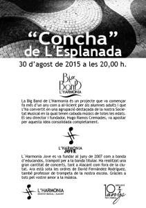 oncert Esplanada 30-8-2015