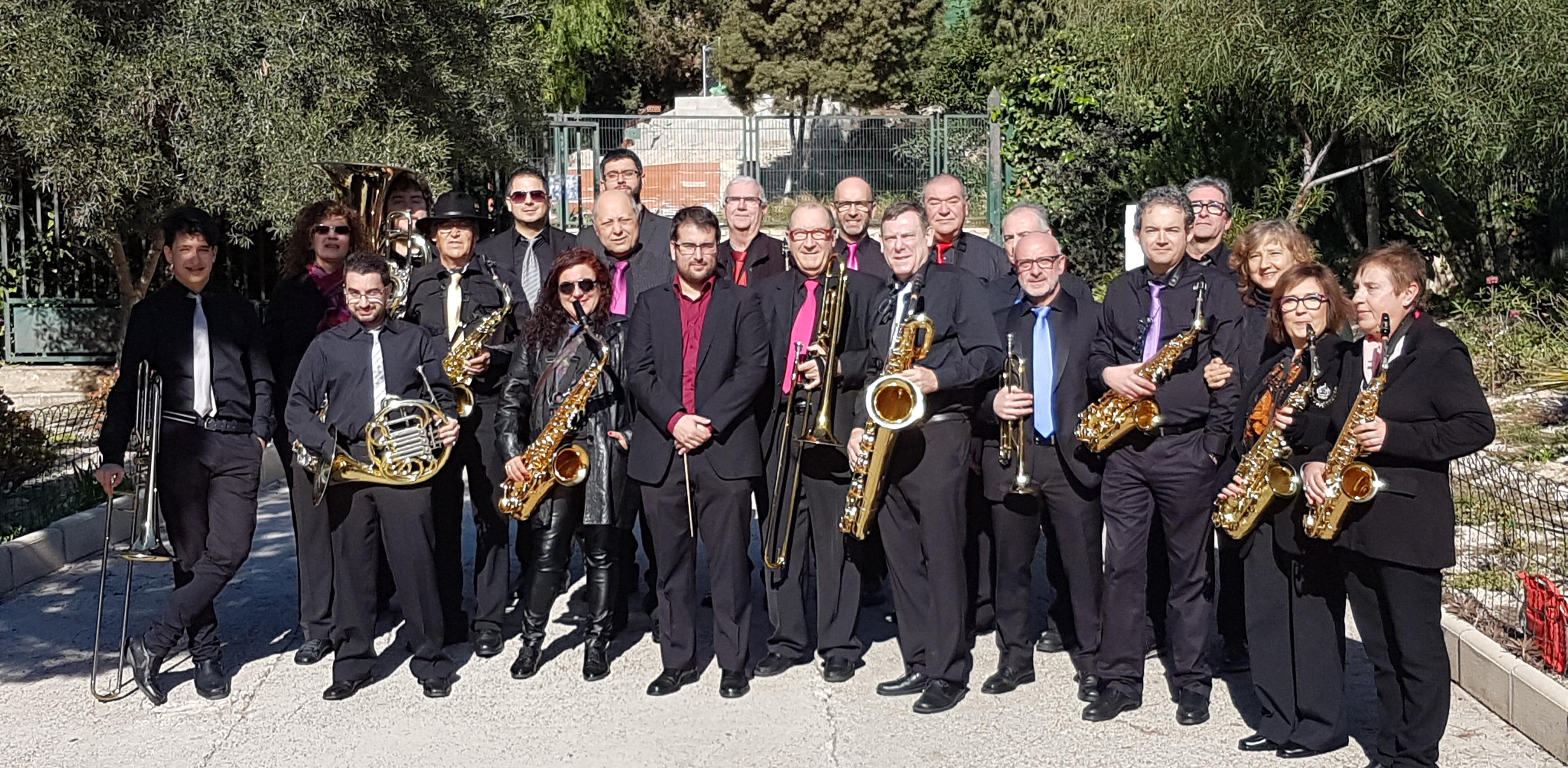 CONCIERTO DE LA BIG BAND | Societat Musical L'Harmonia d'Alacant